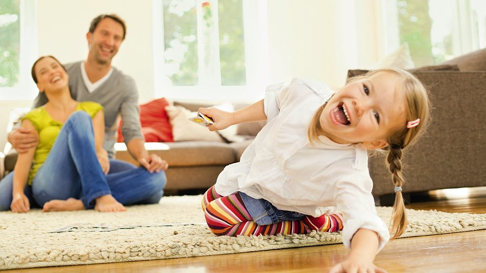 Die Hausratversicherung der LVM bietet Ihnen bereits mit dem Basisschutz ein solides Fundament.