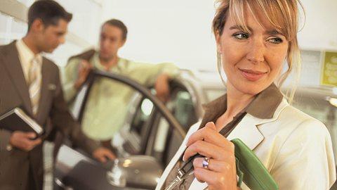 Kfz-Versicherung: Autokauf