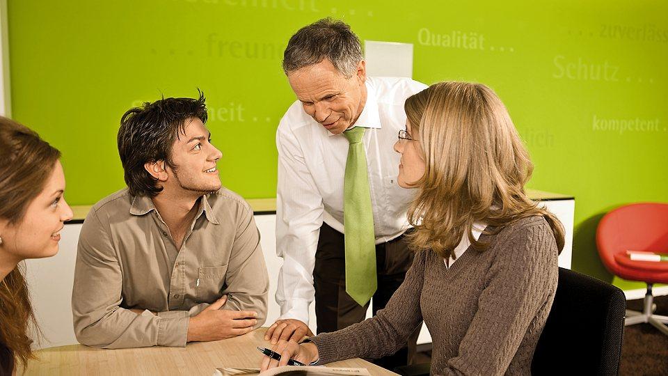Direktversicherung - betriebliche Altersversorgung der LVM