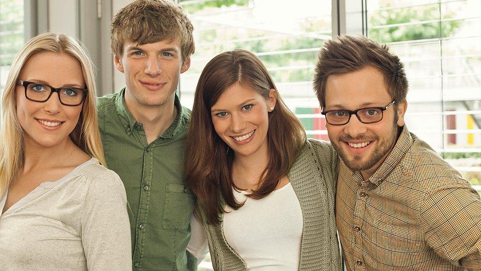 Junge Leute: Übersicht