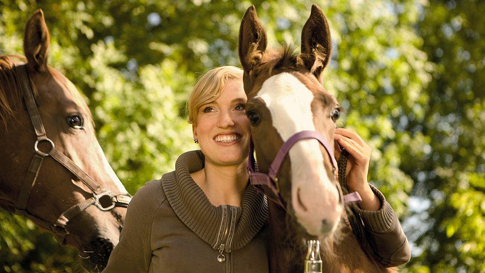 Tierversicherung für Jagdhunde und Pferde