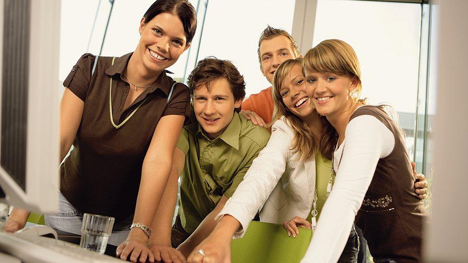 Schülerbetriebspraktikum bei der LVM Versicherung