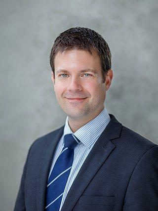 Pressesprecher Carsten Pribyl