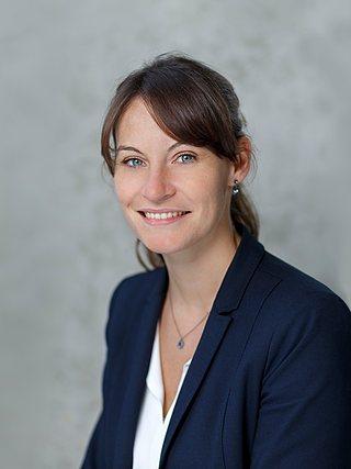 Bereichsleiterin Ruth Snethkamp