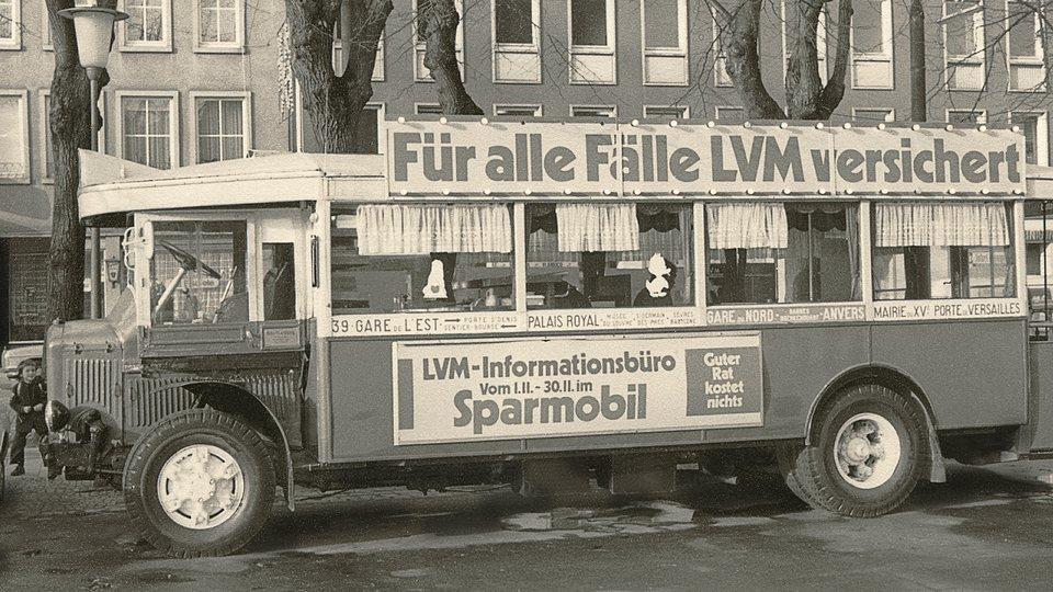 LVM-Geschichte im Überblick