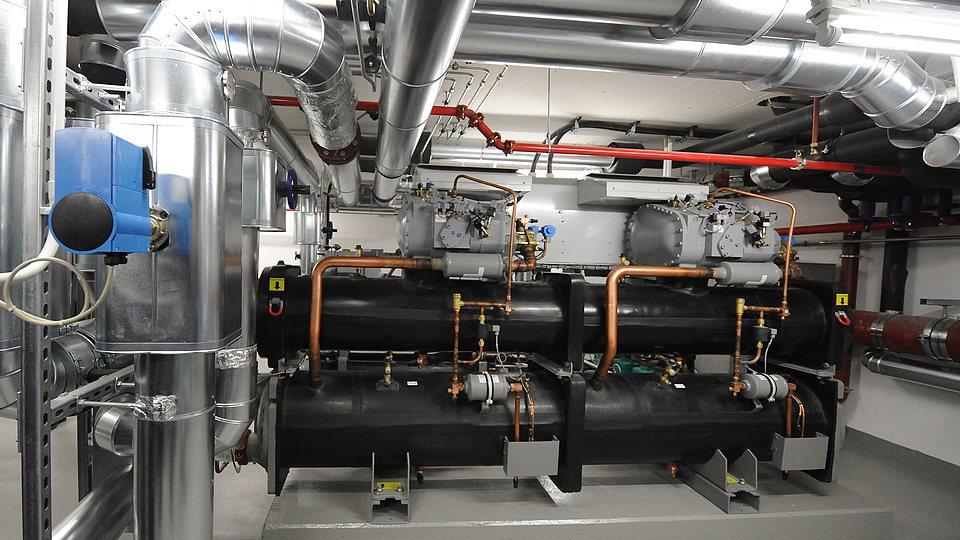 LVM Versicherung:  Mit Geothermie Energie erzeugen.