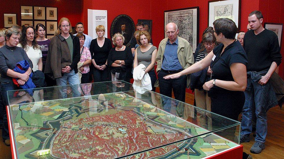 LVM Versicherung: Förderer der Kultur - Stadtmuseum