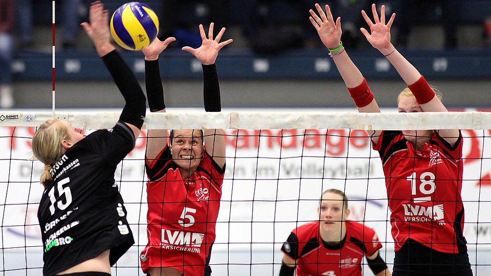 LVM als Förderer des Sports: Der Volleyballsport gehört neben dem Laufsport und dem Reitsport zu den geförderten Bereichen.