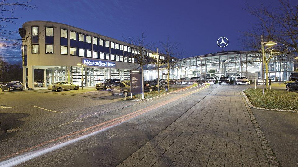 Kooperation mit dem Autohaus Beresa