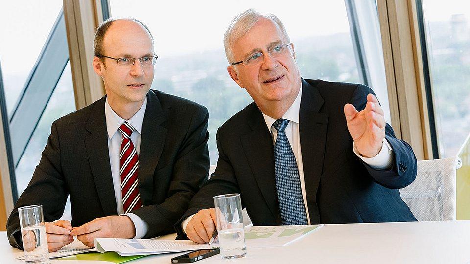 LVM-Presseservice im Internet: Themendossier Führungswechsel im LVM-Vorstand