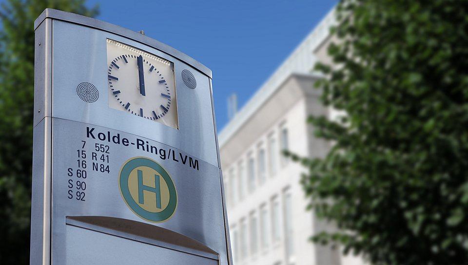 LVM Versicherung: Ihr direkter Weg zur LVM-Zentrale in Münster - Anschrift, Routenplaner und Anfahrt