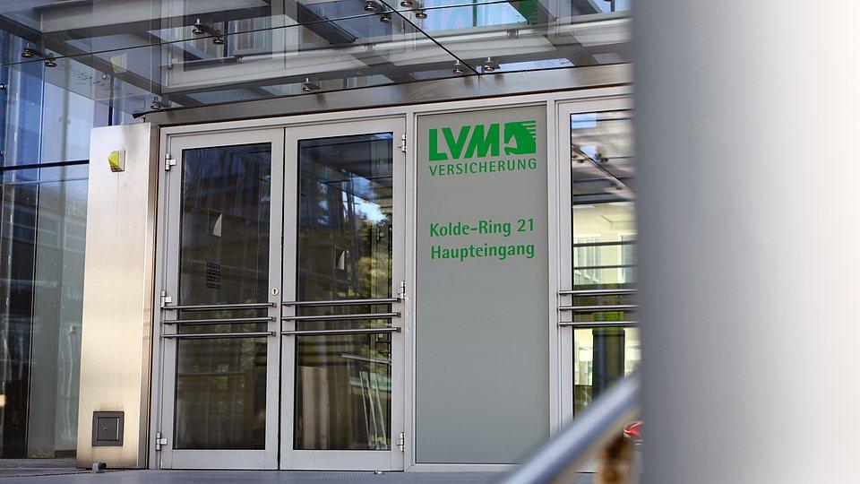 LVM Versicherung: Anschrift