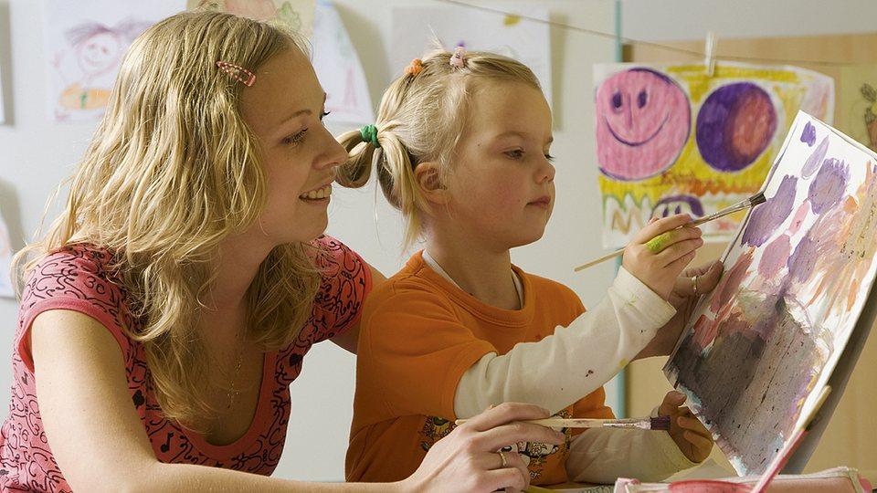 LVM als Arbeitgeber: familienfreundliche Kinderbetreuung