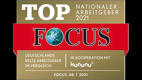 LVM als Arbeitgeber: Deutschlands beste Arbeitgeber - LVM auf Platz 15
