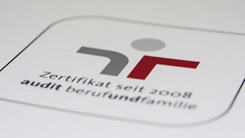 LVM als Arbeitgeber: LVM-Personalpolitik fördert Vereinbarkeit von Familie und Beruf.