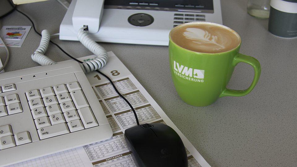 LVM als Arbeitgeber: Arbeitsplatzmodelle