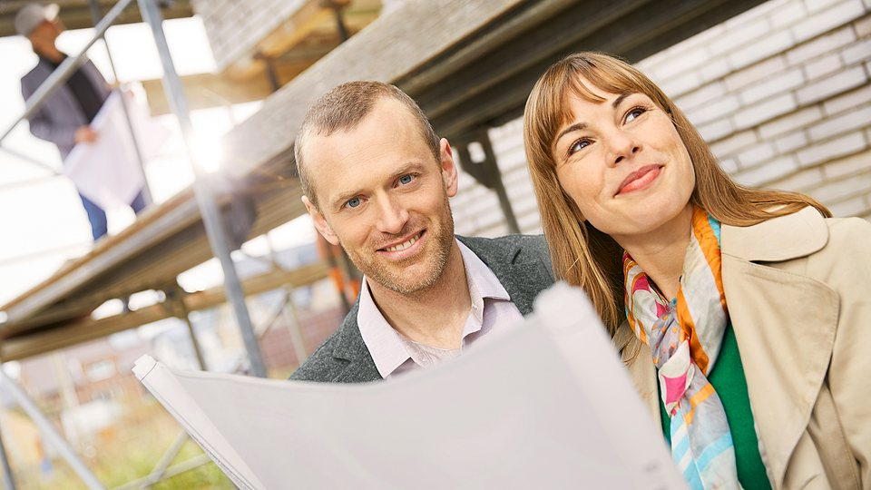 Bauleistungsversicherung für die ganze Bauzeit
