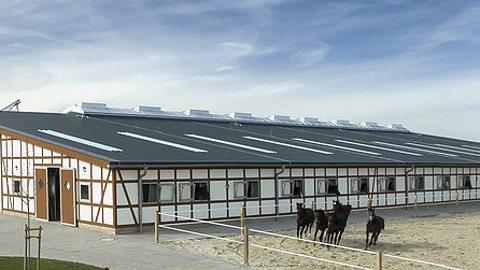 Reitsportzentrum An der Leuba