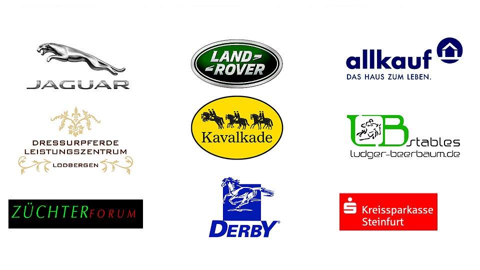 Sponsoren des Deutschen Fohlenchampionats