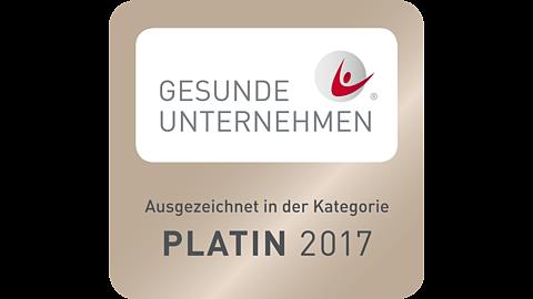 """LVM-Presseservice im Internet: Erste Platin-Urkunde der Bundesinitiative """"Deutschlands aktivste Unternehmen"""" geht nach Münster"""