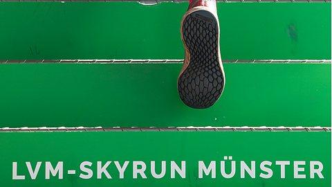 LVM als Förderer des Sports: Der 5. LVM-Skyrun Münster