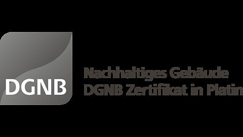LVM als Förderer: Die DGNB-Auszeichnung in Platin für nachhaltiges Bauen.