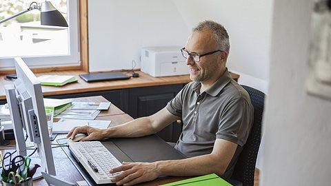 "LVM-Presseservice im Internet: Themendossier ""Arbeitsplatzmodelle"""
