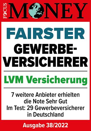 FOCUS-MONEY: Gewerbeversicherungen im Test