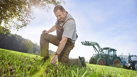 Anmeldung zum LVM-Landwirtschaftstag