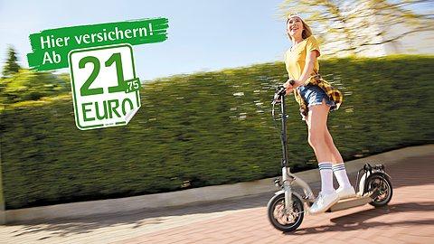 Mopedversicherung & Co. - Versicherungskennzeichen online
