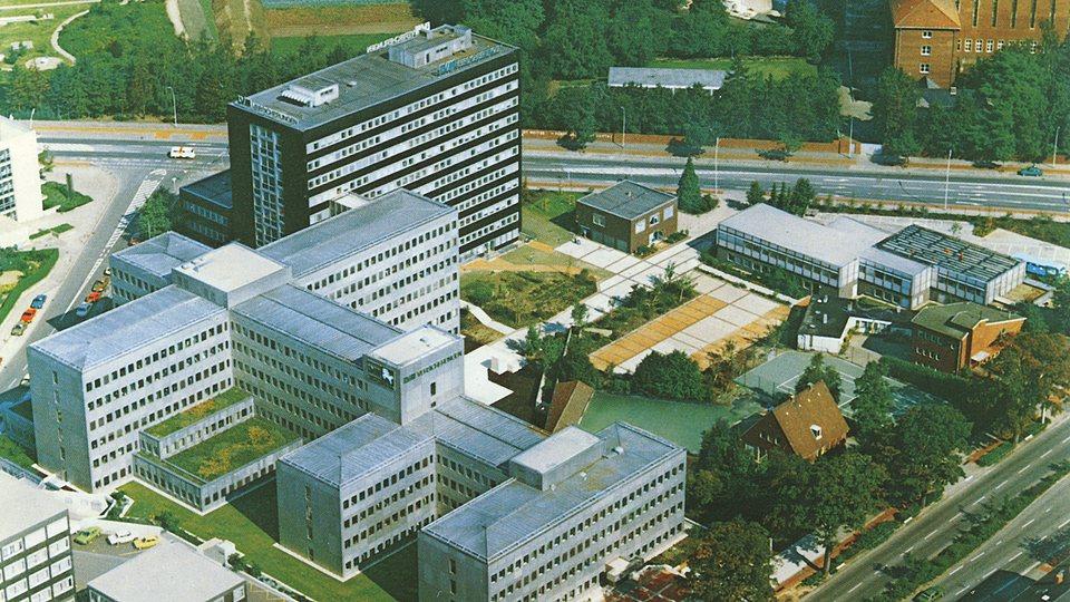 LVM-Presseservice im Internet: LVM-Abteilung Sachversicherung feiert 50-jähriges Bestehen.