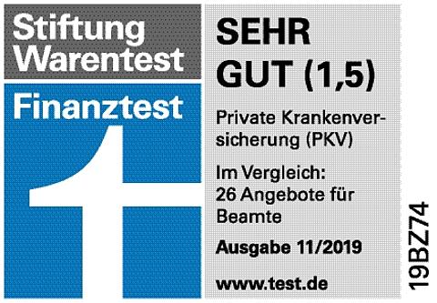 """Finanztest beurteilt Restkostenversicherung der LVM mit """"sehr gut"""""""